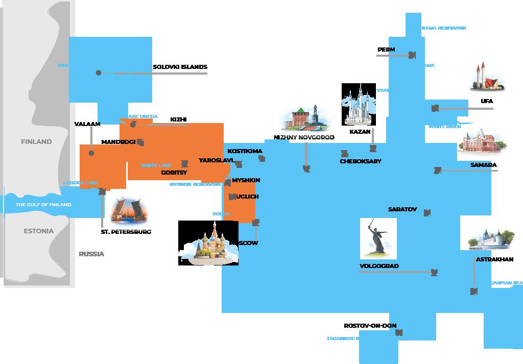 Russian River Cruises & Tours 2019, 2020, Best River Trips & Cruises on elista russia map, tyumen russia map, mandrogi russia map, saint petersburg, yekaterinburg russia map, zagorsk russia map, altai krai russia map, simferopol russia map, astrakhan russia map, severomorsk russia map, sevastopol russia map, samarkand russia map, uglich russia map, tallinn russia map, murmansk russia map, lokomotiv yaroslavl, lake baikal, nizhny novgorod, yurga russia map, tuva russia map, kalmykia russia map, krasnogorsk russia map, sarajevo russia map,